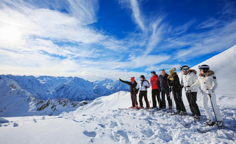 SOF EVent Skidresa till schweiziska Alperna